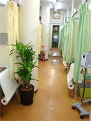 治療室内観
