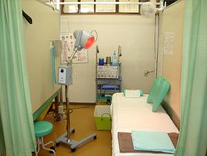 鍼灸施術用ベッド
